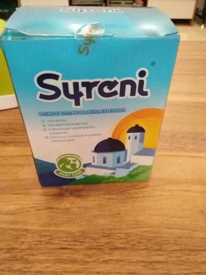 丝润妮(Syreni) 丝润妮 天然海绵婴儿洗澡海藻棉宝宝沐浴海绵擦 丝海绵4.5-5英寸 晒单图