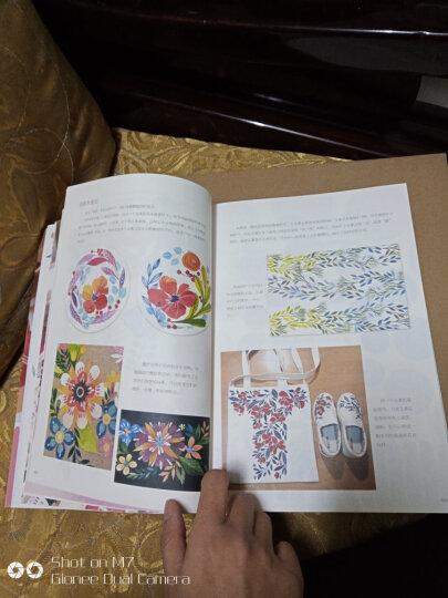 花伴时光:水彩花卉手作教程 晒单图