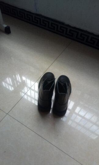 【精选皮质 加绒可选】驷逐Sipv短靴女皮鞋 新品休闲鞋棉鞋内增高加绒保暖女靴1 502棕色 37 晒单图