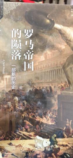 罗马帝国的陨落:一部新的历史 罗马史研究的集大成之作 历史书籍罗马人的故事 中世纪欧洲史 晒单图