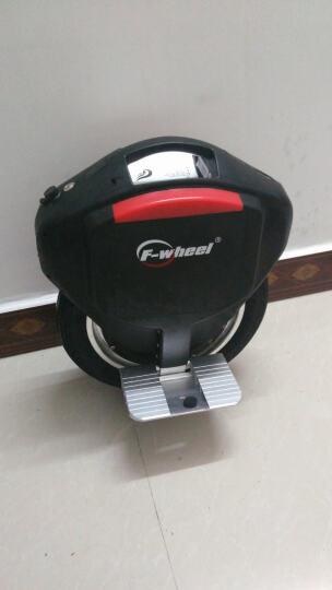 飞轮威尔(F-WHEEL) 智能电动独轮车 平衡车 体感车赤兔系列 DIY 拉杆 白色R5续航35KM送拉杆座椅 晒单图
