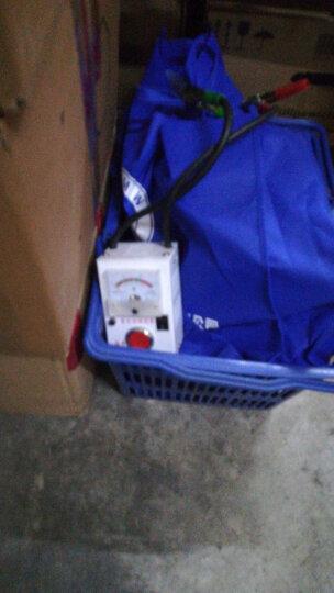 电动车摩托车汽车蓄电池测试仪检测表电瓶容量电压表 促销JY 晒单图