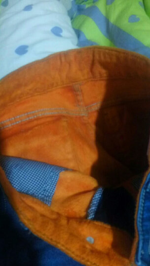 雅可希加绒牛仔裤女2019秋冬季新款韩版修身显瘦弹力破洞牛仔小脚裤加厚铅笔裤长裤 8101-深蓝色加绒款 28 晒单图