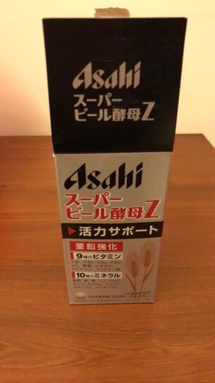 【日本直邮】朝日ASAHI 啤酒酵母酵素 酵素EBIOS调节肠胃促进食欲和消化补充营养 1200粒盒 晒单图