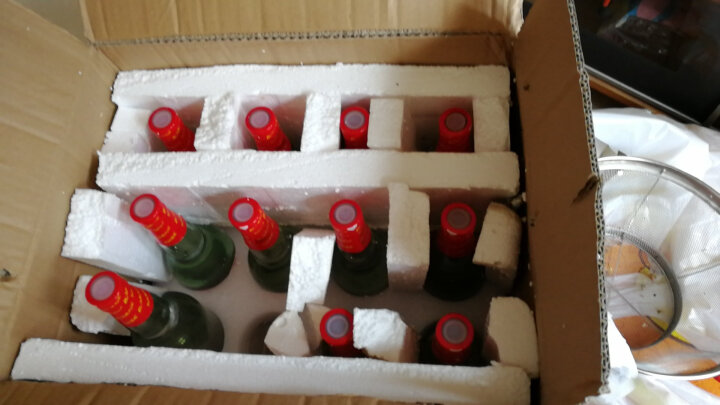 广东米酒远航九江双蒸米酒29.5%vol国产低度白酒500ml*12整箱白酒料酒 晒单图
