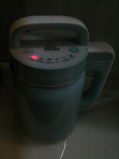 九阳(Joyoung) DJ06B-DS61SG家用全钢植物奶牛迷你豆浆机多功能智能温控 晒单图