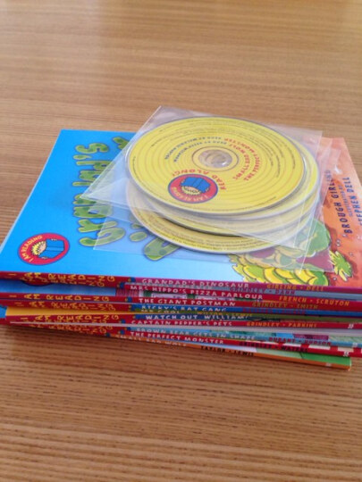 I Am Reading 12-Book Pack With CD  I Am Reading系列12册套装 英文原版 晒单图