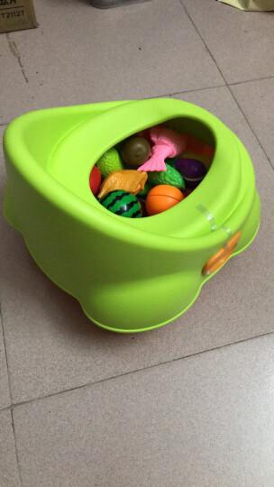 世纪宝贝(babyhood)儿童马桶宝宝坐便器婴儿便盆 幼儿男女小孩尿盆 绿色/蓝色随机 BH-112 晒单图