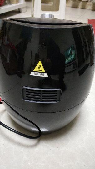 美善美心(Msx) 美善美心MSX/空气炸锅2.8升大容量电炸锅家用无油烟锅MS228 黑色-228 晒单图
