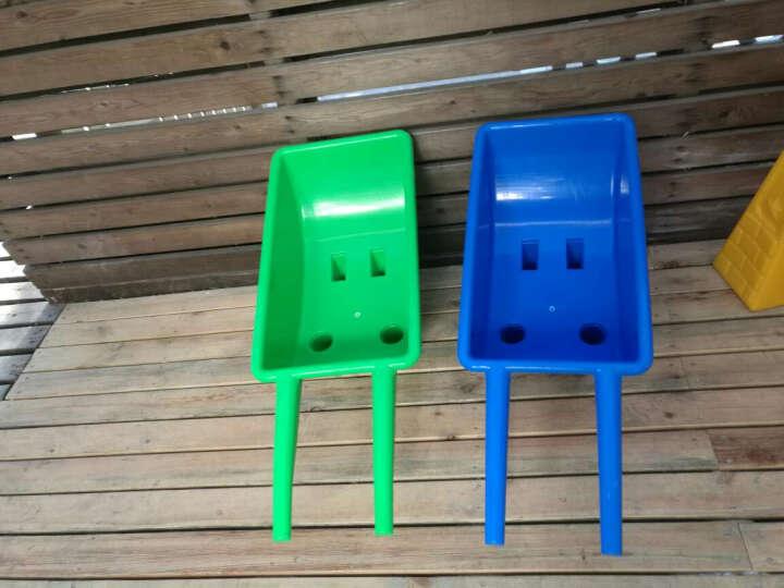 迪泰妮(Ditaini) 感统独轮小推车玩具幼儿园独轮车手推车儿童翻斗车塑料平衡车 绿色 晒单图