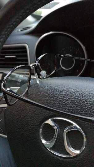 小米(MI)眼镜男女款 TS基础级防蓝光护目镜 米家定制版 黑色镜架 晒单图