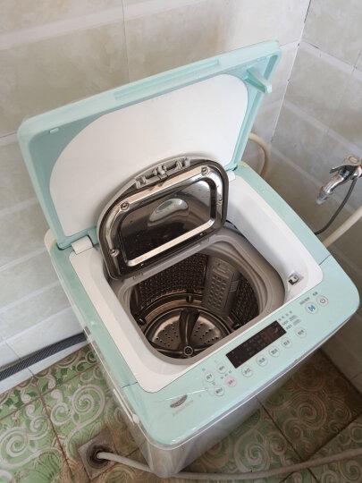 海尔(Haier)洗衣机全自动迷你洗衣机3公斤小型儿童内衣加热洗烫烫洗XQBM30-R01W升级款 晒单图