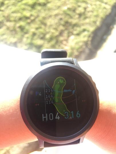 GolfBuddy 高尔夫电子球童 手表测距仪 GPS球场导航触摸腕表 wtx 手持磁力款 晒单图