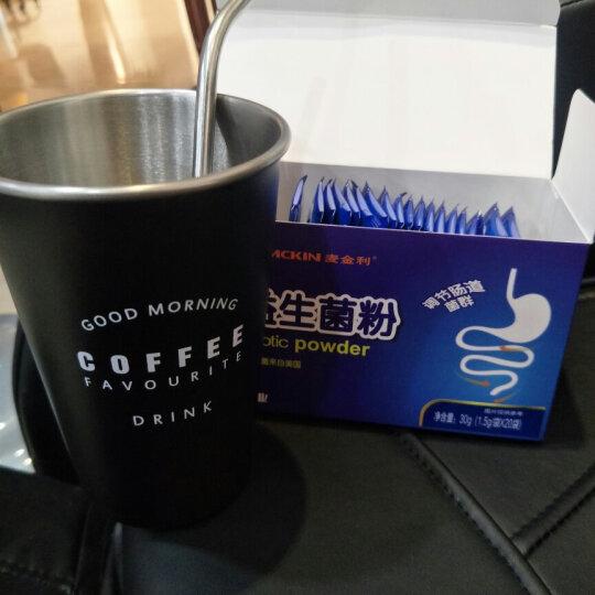 麦金利 益生菌粉儿童成人老年人可搭益生元养胃茶食品粉调理肠胃便秘排毒通便茶 1盒 晒单图