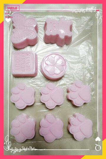 谦谦有礼 diy手工皂材料 天然植物皂基2.5kg乳白透明自制香皂母乳人奶皂原料 5斤 晒单图