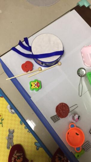 熠奇早教宝宝小鼓 儿童打鼓手敲鼓 腰鼓   手拍鼓 打击乐器 亲子互动游戏幼儿园教具 腰鼓款式颜色随机发一款 晒单图