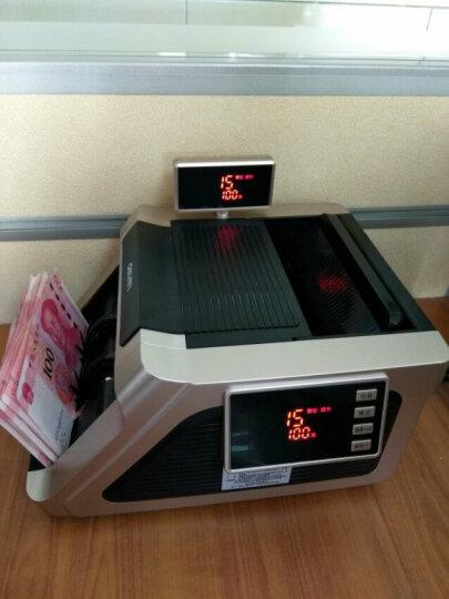得力(deli)3848 银行专用扎钞纸 捆钞带 适用捆钱点验钞机 晒单图