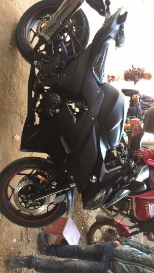 天禧 18年新款摩托车跑车街车大型公路赛趴赛150CC-250CC地平线2代S款 可上牌 蓝色 宗申200CC风冷六档链条机 晒单图