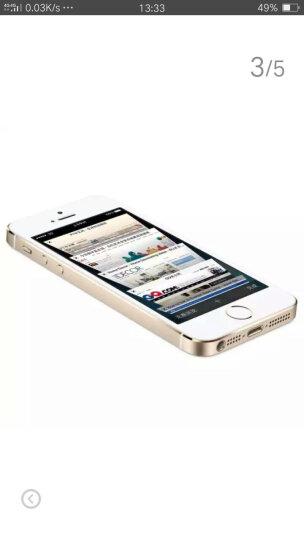 Apple 苹果 iPhone 5s 手机 金色 移动/联通(16GB ROM)套餐版 晒单图