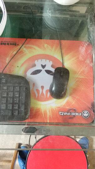 地狱火(FIRE-PAD) 二代S版  办公游戏皆可 可卷曲 可水洗  鼠标垫 自营 晒单图