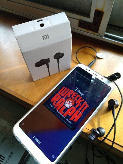 【豪华套装】小米 红米5 Plus 全网通版 3GB+32GB 浅蓝色 移动联通电信4G手机 双卡双待 晒单图