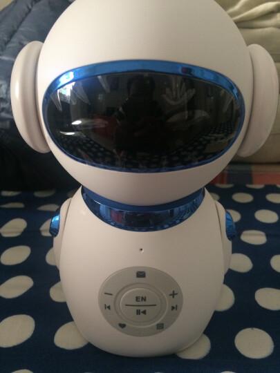 【顺丰配送】儿童智能玩具故事机早教机婴儿陪伴对话机器人学习机语音聊天科大讯飞 粉红色(送16G内存卡+学习资料包+礼品大礼包) 晒单图