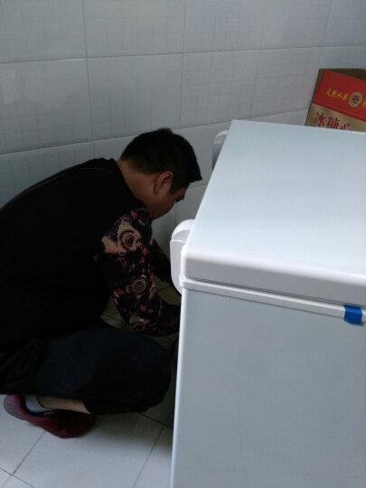 澳柯玛(AUCMA)150升冷藏冷冻转换 变温家用冷柜 冰柜 BC/BD-150HY(NE) 晒单图