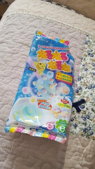日本食玩系列 嘉娜kracie宝DIY手工自制食玩糖果 儿童动手玩具零食大礼包 随机6种食玩系列(3袋+3盒) 晒单图