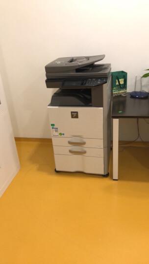 夏普(SHARP)2508NC/2008UC大型A3办公彩色激光A3A4一体机复印机扫描打印机复合机 2008UC+自动输稿器(扫描到U盘) 标配+单纸盒工作台MX-DE12 晒单图