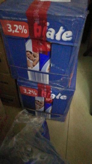 波兰 Biale原装进口牛奶 高温灭菌全脂纯牛奶箱装 1L*12盒 晒单图