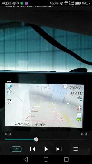凌度 行车记录仪高清无光夜视前后双镜头停车监控倒车影像轨道偏离一体机 7英寸无光夜视+ADAS 晒单图