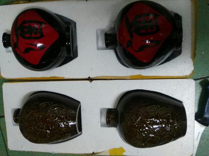 龙凤土陶空酒瓶四川陶瓷泡白酒壶坛子罐2两1斤2斤3斤5斤10斤装 装水容量3斤 晒单图