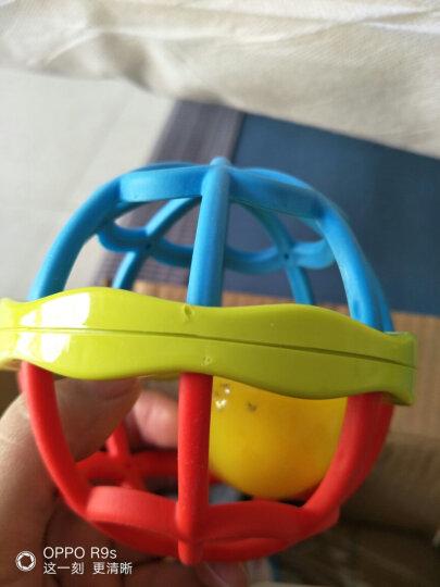 育儿宝 音乐手摇铃拨浪鼓宝宝手摇鼓婴幼儿童玩具早教益智新生儿婴儿玩具0-1岁波浪鼓0-3-6个月 音乐拨浪鼓【颜色随机】 晒单图