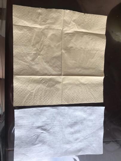 全棉时代(PurCotton)婴儿棉柔巾/抽纸巾 干湿两用面巾纸11x20cm 100抽/盒*8 晒单图