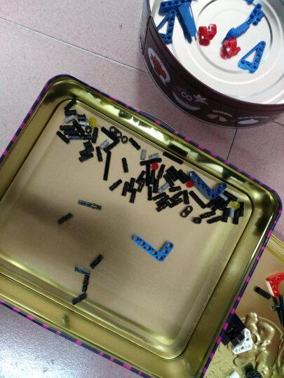 邦宝小颗粒玩具拼插积木儿童拼装男孩玩具车-幻影风神6968 晒单图