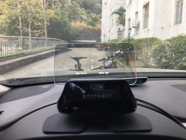 车萝卜hud智能车载机器人C2尊享版 抬头显示器行车记录仪 便携式GPS汽车导航 C2尊享版+蓝牙遥控器 晒单图