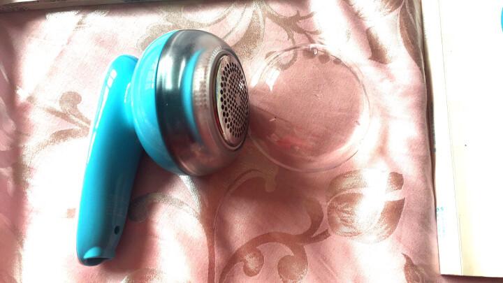 飞科FR5222毛球修剪器 充电式毛球器不伤衣服去球器衣服脱毛器除毛器 剃毛机 去毛器 标配5006+4刀头 晒单图