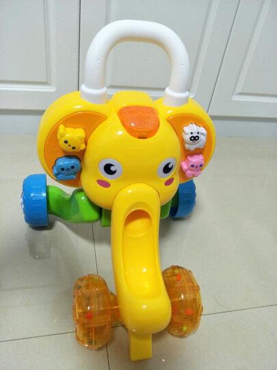 澳贝(AUBY) 益智玩具 小象学步车 运动婴幼儿童早教启智学步机 1-3岁 463322DS 晒单图