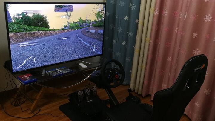 罗技G29?国行游戏方向盘G27升级极品飞车欧卡PS3PS4赛车计划驾驶900度双马达力反馈仿真模拟 G29游戏方向盘+排挡杆+固定支架 晒单图