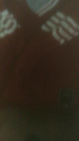 洛佩希毛衣女装针织衫2017秋冬新款韩版百搭花边领修身显瘦弹力打底衫 酒红色 均码 晒单图