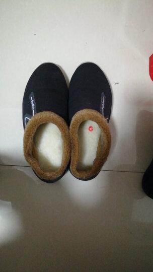 保暖鞋垫皮毛一体纯羊毛鞋垫冬季保暖真羊绒鞋垫儿童男士女式雪地靴棉鞋垫男士纯羊毛鞋垫 40 晒单图