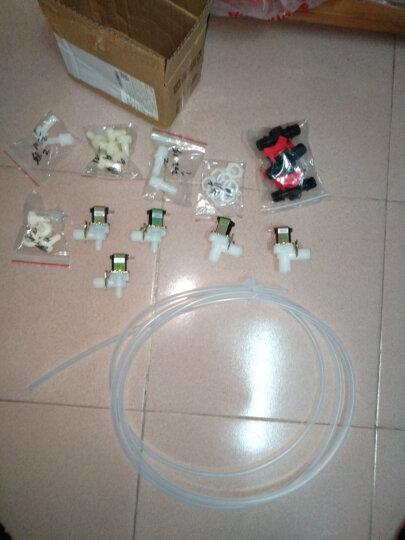 以赛(Yisai)水嘴/4分内丝塑料接头/内螺纹/内丝宝塔接头/软管接头/尺寸齐全。 12-G1/2内螺纹配垫片 晒单图