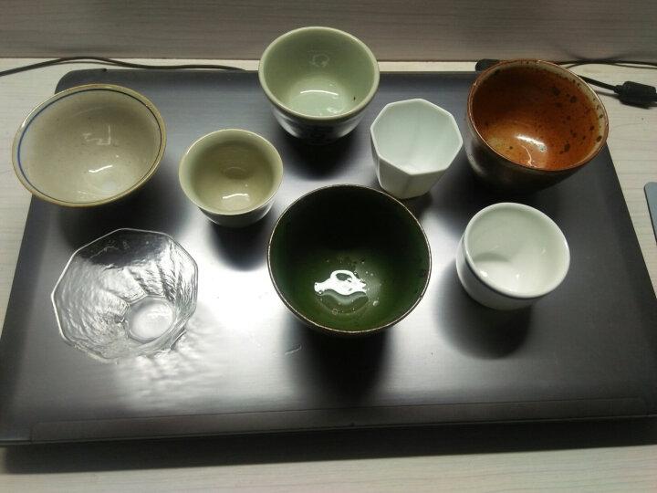 九土仿明代景德镇陶瓷茶具手绘青花品茗杯复古仿明代功夫茶杯 晒单图