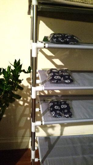快活林 鞋子除湿除臭剂 除异味吸汗防潮手工编制 活性炭鞋塞(4副装) 晒单图