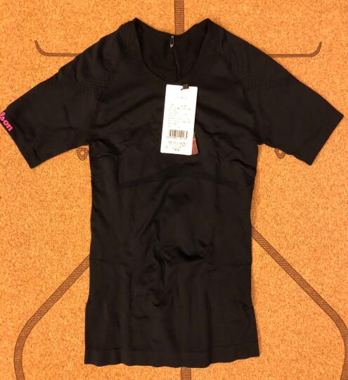 【清仓】威尔胜(Wilson) 【美国品牌】女子紧身衣激能压缩衣 健身服 速干透气 短袖WZ4213S码(胸围77-85cm) 晒单图