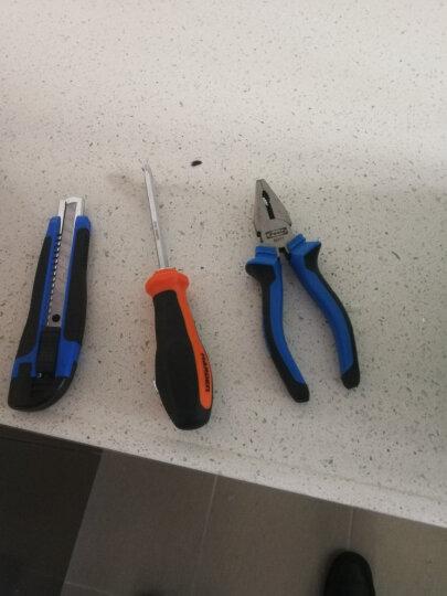 Paola工具 德式钢丝钳6寸(168mm)老虎钳 钳子 加持工具 6011 晒单图