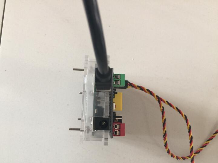 奥松机器人(RobotBase) 奥松机器人 Arduino UNO R3 开发板 原装正品 控制器+USB线+外壳+从基础到实践书籍 晒单图