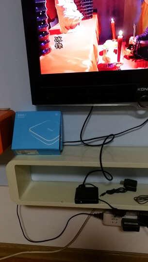 海美迪 Q5四代4K高清网络电视机顶盒子直播硬盘播放器芒果嗨Q安卓智能无线有线播放器看宽带电视盒子 海美迪Q5四代加强版 晒单图