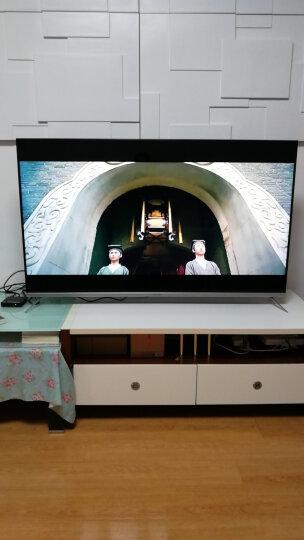 创维(SKYWORTH)58H7 58英寸4K HDR超薄全面屏 AI人工智能 超高清智能网络WIFI液晶平板电视(银色) 晒单图