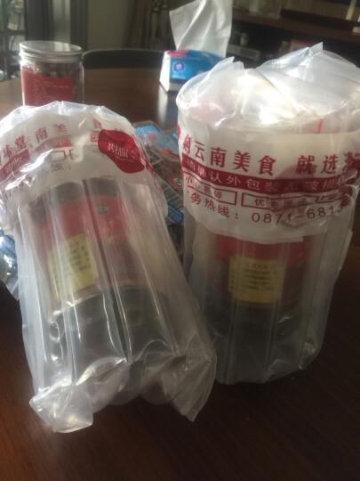 云南特产纪香蒜油小米辣下饭菜调味品 300g*3瓶 晒单图